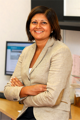 Mis Rashmi Singh, female consultant urologist, Kingston, South West London